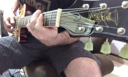 knockin' on Heaven's door Guitar cover slash epiphone afd
