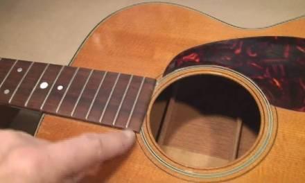 Martin Guitar Repair #9  I'm NOT HAPPY !!!!