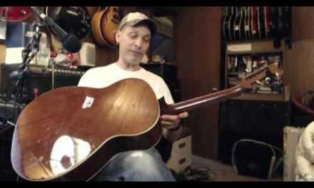 Rogue National Resonator Guitar Repair Planning