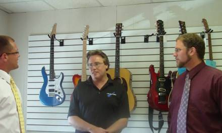 Alan Discusses some of the Challenges of Starting up AM Guitar Repair