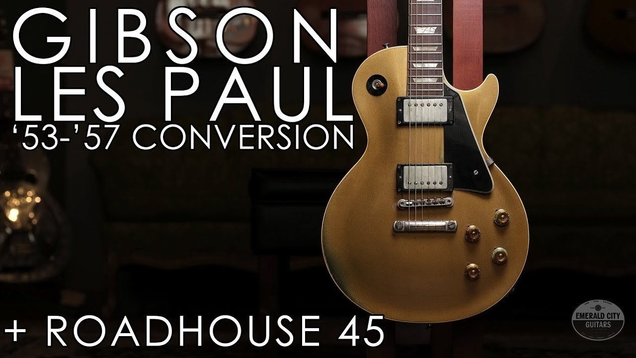 """Pick of the Day"" – 1953-57 Les Paul Conversion ft. Danny Godinez"