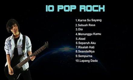 Kumpulan Lagu POP ROCK Cover Full Album Terbaik (Jeje Guitariddict) | AutoMusic ID