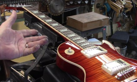 Class 5 Gibson Les Paul on Patreon