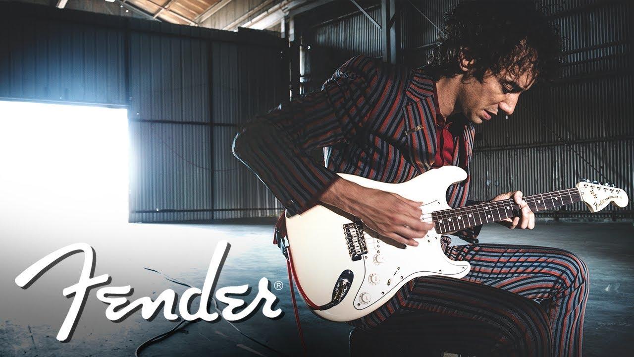 Introducing The Albert Hammond Jr Signature Stratocaster | Fender