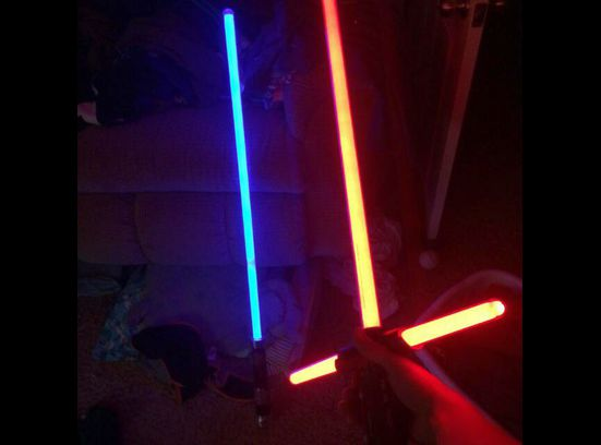 Finds of the Week: WW I compass and Force FX Lightsabers
