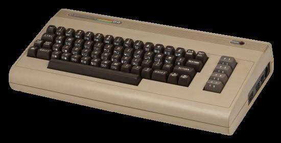 Auto shop still using Commodore 64 computer