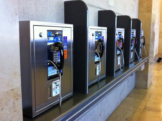 Pay phones are still making money