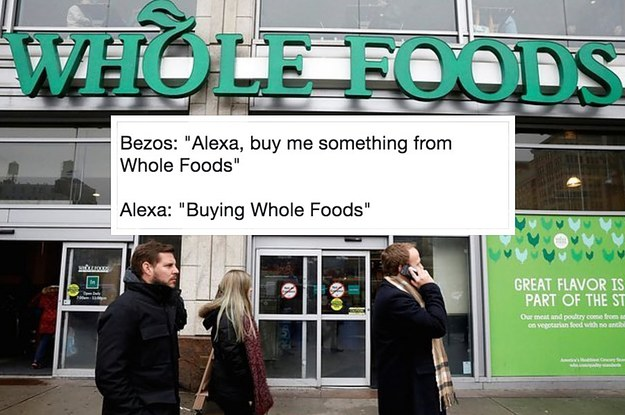 Amazon offering Whole Foods delivery amid stock shortages