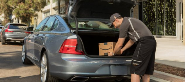 Amazon now wants access into your car