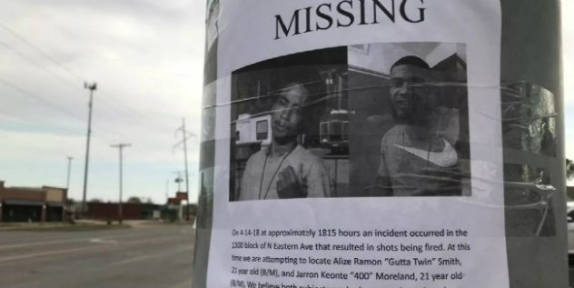 Two men missing after possible craigslist abduction