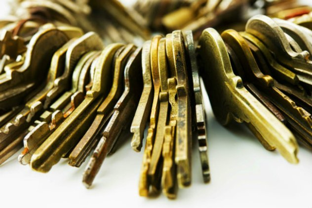Your keys could be a major security risk
