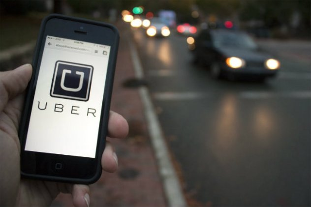 Uber drivers accused of using sick scam to fleece riders