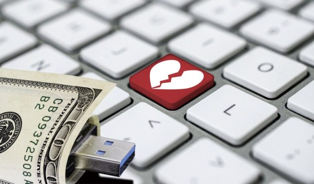 How do you stop a romance scam?
