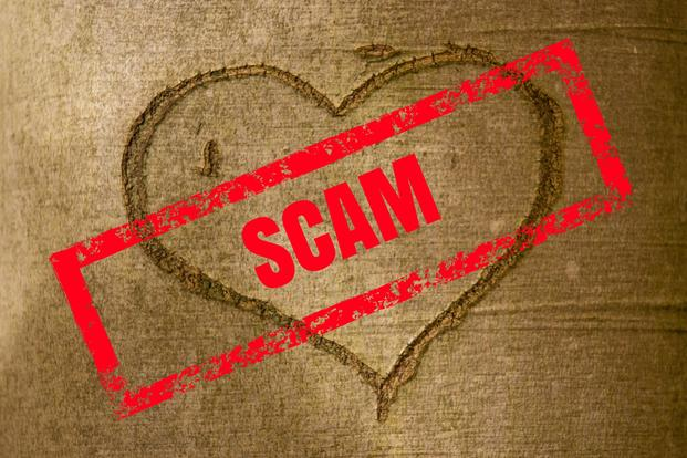 Just how bad are military romance scams?