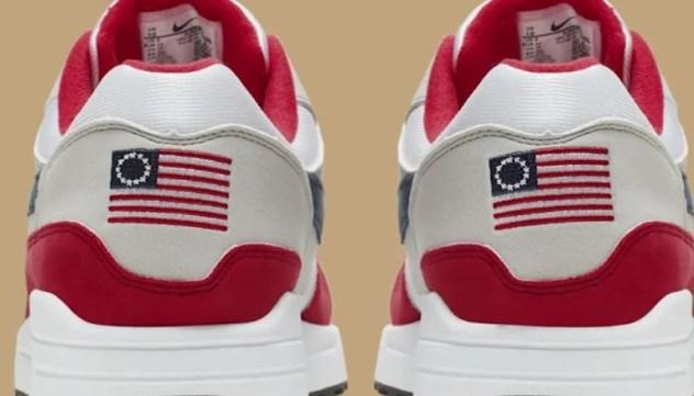 Nike pulls shoes over Kaepernick protest!