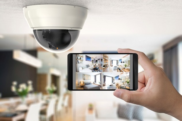 Smart home camera hacked in baby's room