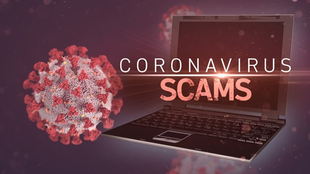 Grocery shopping assistance and other coronavirus scams