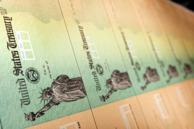 Stimulus check scams are back