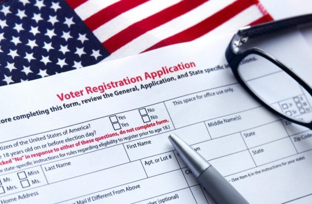Phishing scam targets voter registration