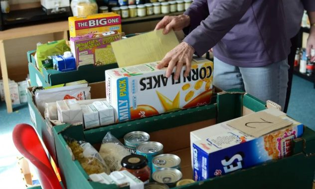Food bank to receive surprise donation from billionaire