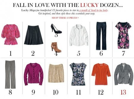 Banana Republic's 13 Key Pieces