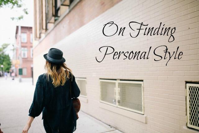 findingpersonalstyle