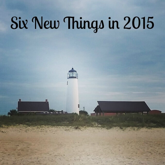 Six New Things in 2015