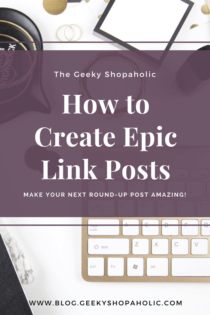 How to Create Epic Link Posts