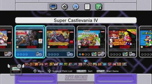Im Menü sieht man sofort, ob das Spiel 2-Player-kompatibel ist