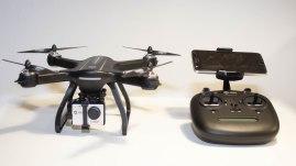 Drohne + Fernbedienung