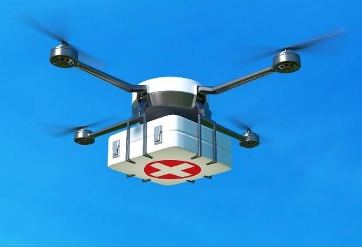 Drone medical deliveries