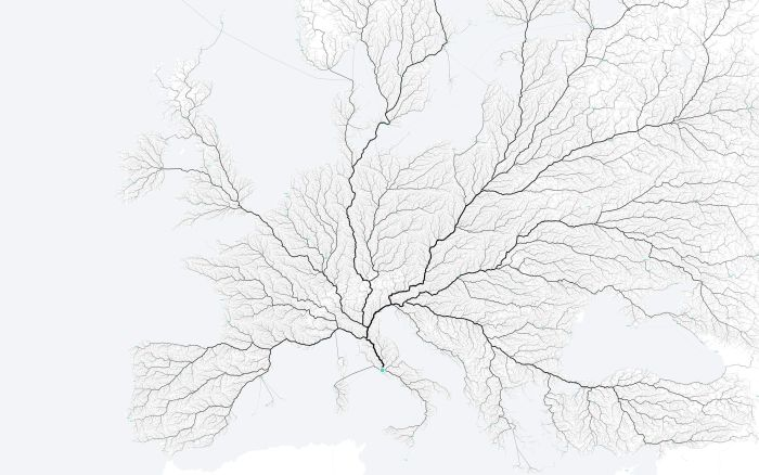 Image courtesy moovel lab team, Data © OpenStreetMap contributors