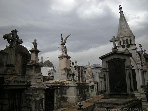 110108ブエノスアイレス・レコレータ墓地