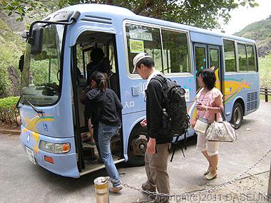 110507父島のバス