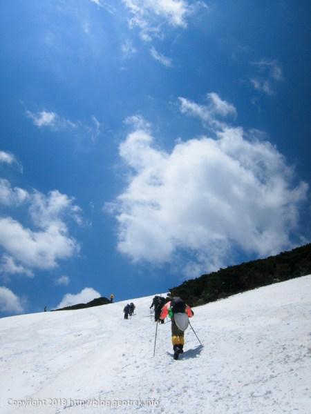 180505 燧ヶ岳の頂上はすぐそこ