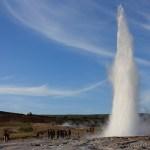 巨大間欠泉ゲイシール&世界遺産シンクヴェトリル~アイスランド&グリーンランド(6)