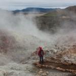 溶岩地帯をさまよう~アイスランド&グリーンランド(14)
