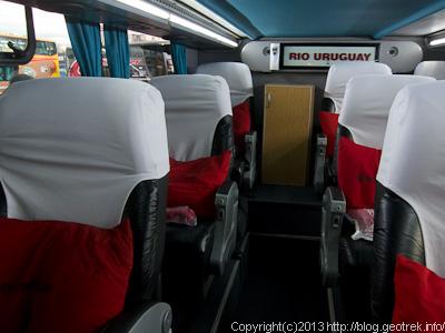 130825イグアス行きバスの車内