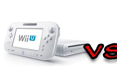 Current Consoles Vs Wii U