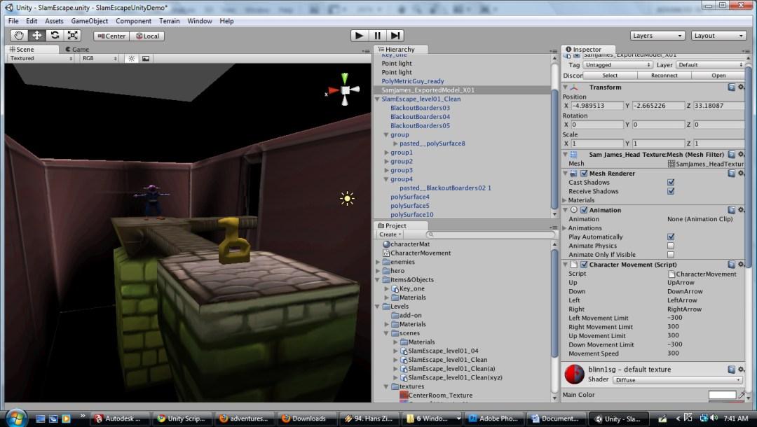 ScreenShot_Unity_SlamEscape