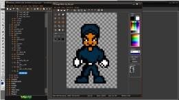 Zip Pixel Version
