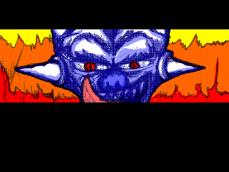 Shadow beast storyboard concept