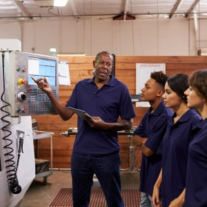 Closing the Middle Skills Gap in the Manufacturing Industry