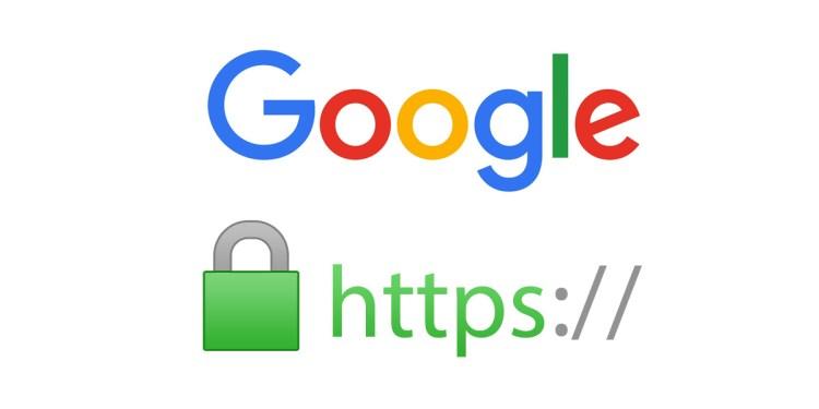 Google e il protocollo HTTPS