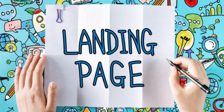 Landing Page Gestim