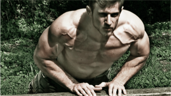 Bodyweight Training for upper body