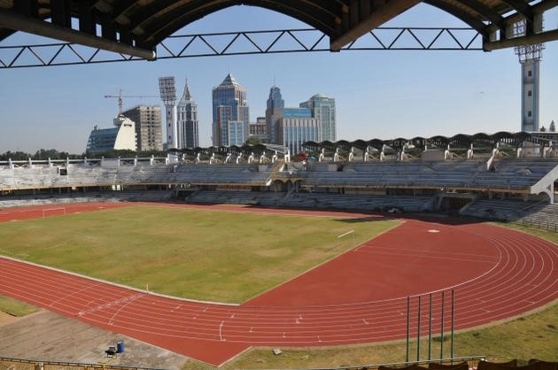 Beautiful Running Tracks in Bangalore - Sree Kanteevara Stadium