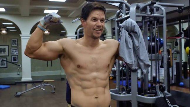 Fitness Secrets of Mark Wahlberg