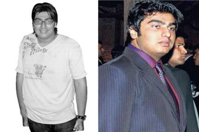 arjun kapoor weight loss