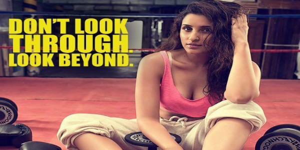 Parineeti Chopra Fitness Quote